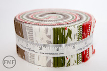 "Moda Merrily 2 1/2"" Jelly Roll"