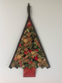 Folded Christmas Tree
