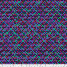 Mad Plaid - Purple - PWBM037 - 1/2 Metre Length