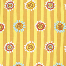 Regency - Yellow 1/2 Metre Length