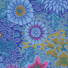 Classics - Dream - Blue - 1/2 Metre Length