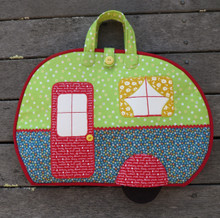 Happy Campers Caravan activity bag