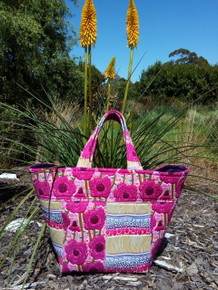 Savernake Beach Tote - Large