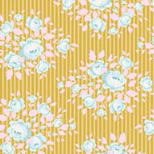 Tilda Happy Campers - 10227 MaryLou Honey - per half metre length