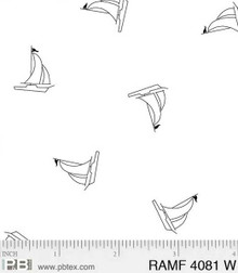 Ramblings Fun - Sailboats - per half meter length