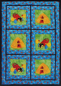 Buzzy Bee Quilt