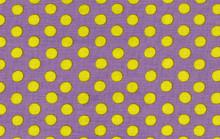 KF Classics - Spot - Periwinkle  1/2 Metre Length
