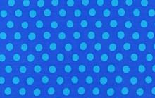 KF Classics - Spot - Sapphire  1/2 Metre Length