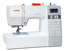 Janome DC6030 to 31st October 2018a great price!