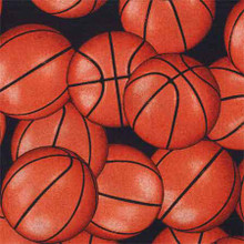 Basketballs 1/2 Metre Length