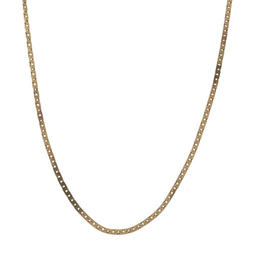 Second Hand 14ct Gold C Link Chain