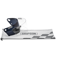 Simpson Dual Shield Visor Bag - To Carry 2X Visors