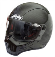 Simpson M30 Bandit Carbon Fibre Helmet Dot Approved