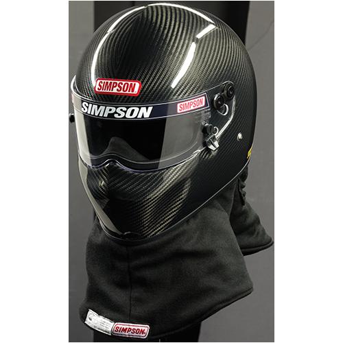 Simpson Racing Helmets >> Simpson Carbon Drag Bandit Helmet Snell Sa2015 Firestorm Racing Uk