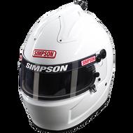 SIMPSON AIR INFORCER SHARK HELMET SNELL SA2015