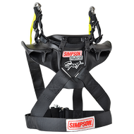 Simpson Hybrid Sport Junior Youth Child Kids Harness head restraint