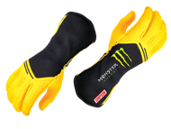Team Glove Black Simpson Custom Sfi.5
