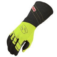 SIMPSON HI-VIS GLOVES SFI 3.3/5