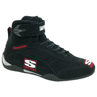 Simpson Adrenaline Car Driving Racing Shoes Sfi.5 Black