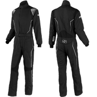 Simpson Adult Helix Racing Suit Sfi 5 Black