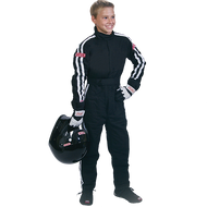 Simpson Race Suit Sfi Child Basic Youth Std.19 2 Layer Suit Sfi.5