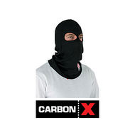 Simpson Carbonx Balaclava Black SFI 3.3