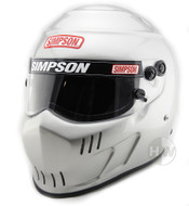 Simpson Speedway Rx Helmet Snell Sa2015 Msa Hans M6 Xs-Xxl 4