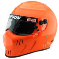 Simpson Speedway Rx Helmet Snell Sa2015 Msa Hans M6 Xs-Xxl 5