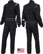 Simpson Drag Race Std. 49 Signature Knit Nomex Suit Sfi-15