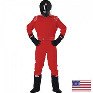 Simpson Drag Race Suit Std.48 Signature Knit Nomex Suit Sfi-20