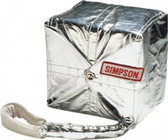 SIMPSON CROSSFORM CHUTE 12FT DRAG RACING PARACHUTE