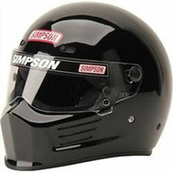Simpson Super Bandit Helmet Snell Sa2020 Gloss Black