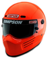 Simpson Super Bandit Helmet Snell Sa2020 Safety Orange