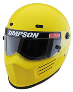 Simpson Super Bandit Helmet Snell Sa2015 Yellow