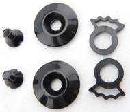 SIMPSON HELMET VISOR SCREW PIVOT SET KIT FOR STREET BANDIT M2010 M2015