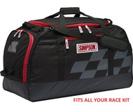 SIMPSON DELUXE HELMET BAG FOR DIAMONDBACK SUPER BANDIT SPEEDWAY FULL RACE KIT KARTING