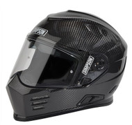 SIMPSON GHOST BANDIT HELMET ECE DOT ROAD LEGAL CARBON