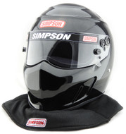 Simpson Speedway Rx Drag Helmet Snell Sa2015 M6 Hans