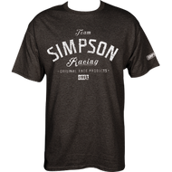 Simpson Team Tee T Shirt Asphalt