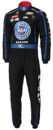Simpson Custom Pro Lite Ultra Race Suit Sfi.20 Nomex