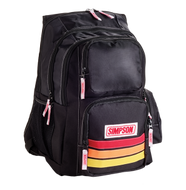 2018 SIMPSON PIT PACK - SMALL LIGHTWEIGHT KIT BAG - VINTAGE STYLE