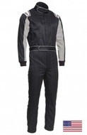 Simpson Qualifier One-Piece Racing Suit Sfi 3.2A/5