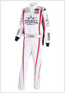 Simpson Custom 2-Layer Racing Suit Made To Measure Sfi.5