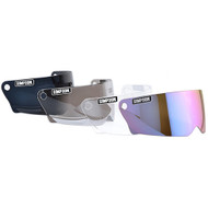 Simpson Helmet Visor For M30 Bandit Uk Delivery Black Clear Smoke Silver Blue