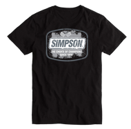 Simpson Champion Tee T Shirt