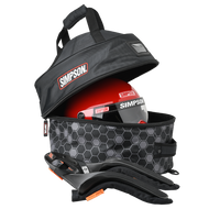 Simpson DNA Helmet - FHR Bag For Diamondback Super Bandit Speedway  2020