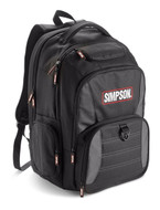 Simpson Pit Pack DNA - Small Light Weight Kit Bag Ruck Sack - Vintage Style