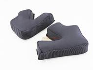 Simpson Outlaw Helmet Cheek Pads 35mm XS-L