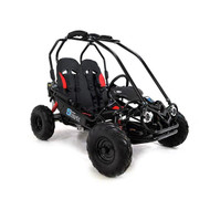Mud Rocks Black Gt50 Junior Off Road Buggy MRGT50BLACK 150cc Air cooled