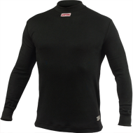 Simpson Carbonx Underwear Long Sleeve Top Black SFI 3.3
